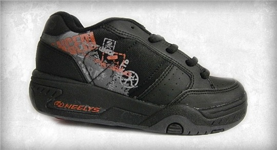 Heelys Limited Edition 8135, UK 3, EU 35