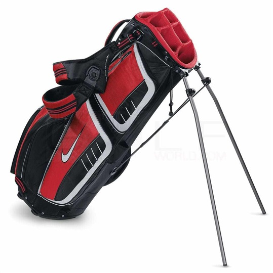 Nike Xtreme Sport Carry III stand bag, black/red